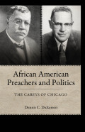 African American Preachers and Politics Cover