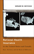 National Health Insurance in the United States and Canada Cover