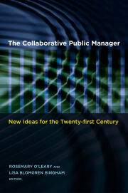 The Collaborative Public Manager