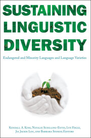 Sustaining Linguistic Diversity