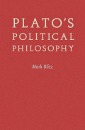 Plato's Political Philosophy cover