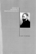 Edmund Husserl's Phenomenology Cover
