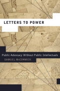 Letters to Power Cover