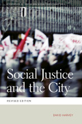 Social Justice and the City cover