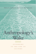 Anthropology's Wake Cover