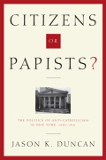 Citizens or Papists? Cover