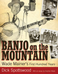 Banjo on the Mountain Cover
