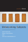 Unbecoming Subjects cover
