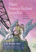 Three Science Fiction Novellas cover