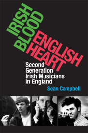 Irish Blood English Heart