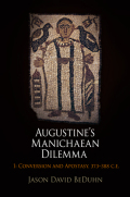 Augustine's Manichaean Dilemma, Volume 1 Cover