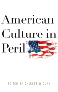 American Culture in Peril Cover
