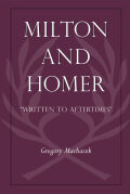 Milton and Homer Cover
