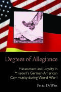 Degrees of Allegiance Cover