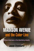 Madison Avenue and the Color Line Cover