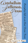 Antebellum Jefferson, Texas Cover