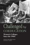 Challenged by Coeducation Cover