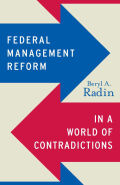 Federal Management Reform in a World of Contradictions Cover