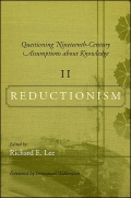 Questioning Nineteenth-Century Assumptions about Knowledge, II Cover