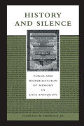 History and Silence cover