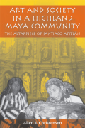 Art and Society in a Highland Maya Community Cover