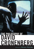 The Philosophy of David Cronenberg Cover