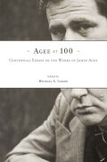 Agee at 100 Cover