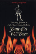 Butterflies Will Burn Cover