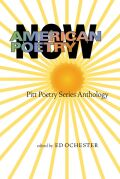 American Poetry Now Cover