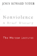 Nonviolence - A Brief History Cover