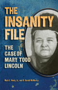 The Insanity File cover