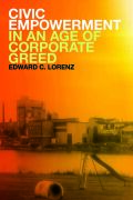 Civic Empowerment in an Age of Corporate Greed cover