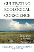 Cultivating an Ecological Conscience Cover