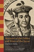 Account of the Fables and Rites of the Incas Cover