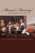 Musical Meaning and Human Values Cover