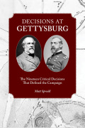 Decisions at Gettysburg Cover