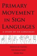 Primary Movement in Sign Languages Cover