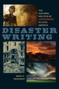 Disaster Writing Cover