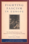 Fighting Fascism in Europe Cover