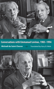 Conversations with Emmanuel Levinas, 1983-1994