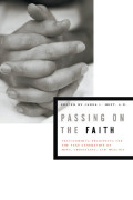 Passing on the Faith Cover