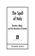 The Spell of Italy Cover