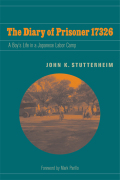The Diary of Prisoner 17326 Cover