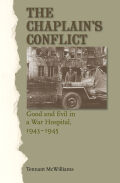 The Chaplain's Conflict Cover