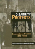 Disability Protests Cover