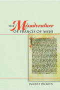 The Misadventure of Francis of Assisi Cover