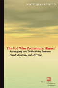 The God Who Deconstructs Himself Cover