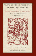 Arguments in Rhetoric Against Quintilian Cover