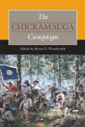 The Chickamauga Campaign Cover