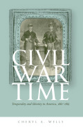 Civil War Time Cover